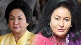Rosmah Mansor (jabar.tribunnews.com)