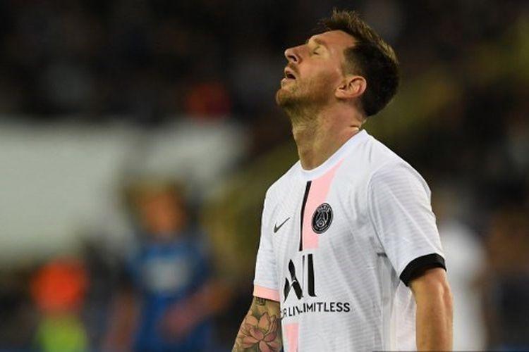 Lionel Messi. foto: JOHN THYS.AFO dipublikasikan kompas.com