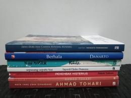 Buku para pengarang lain yang khusus saya gemari, sumber: dokumentasi pribadi