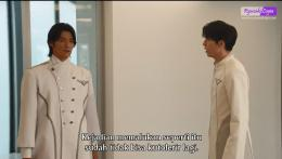 Wakabayashi berkonflik dengan Kadota. Gambar: tangkapan layar pribadi.