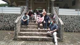 Mahasiswa Penugasan Kampus Mengajar Angkatan-1 di SD N Campedak Bogor