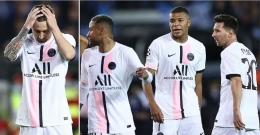 Messi di antara Mbappe dan Neymar: Dailymail.co.uk