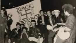 Ken Wakui, mangaka Tokyo Revengers saat menjadi anggota Black Emperor. Via: pledgetimes.com