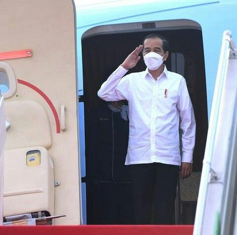 Presiden Republik Indonesia Joko Widodo (Instagram.com/jokowi)