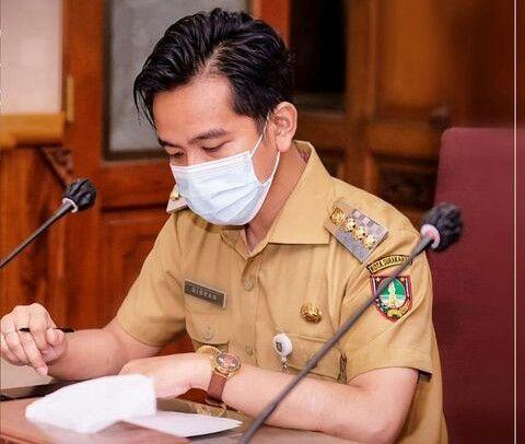 Walikota Solo Gibran Rakabuming Raka (Instagram.com/gibran.raka.buming)