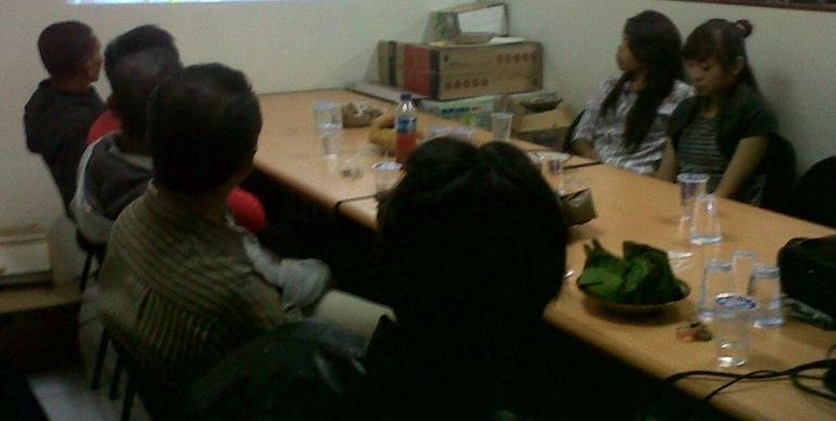 Dokpri_Meeting rutin tim mediator