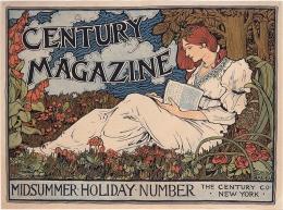 Poster Century karya Louis John Rhead (Sumber: wikipedia.org)