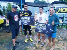 Top skor turnamen Simpang Lima Batman Cup I 2021 (kaos Batman)
