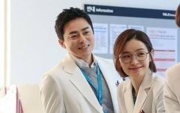 Lee Ik Jun (Jo Jung Suk) dan Chae Song Hwa (Jeon Mi Do) dalam Hospital Playlist 2. Gambar: wowkeren.com