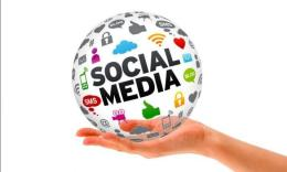 Sosial Media Sebagai Media Informasi. Sumber Situs Desa Pasir