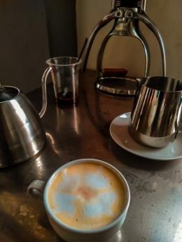 Latte art (Dokpri)