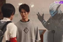 Episode dua Kamen Rider Revice ini berfokus pada dua tokoh utama kita, Ikki dan Vice. Gambar: tangkapan layar pribadi