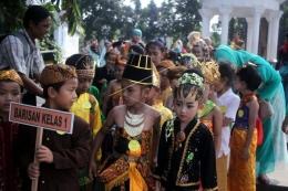 Ilustrasi Pawai Kartinian, sumber: antarafoto.com