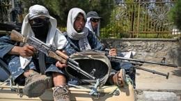 Nasib Kaum Non-Muslim Afghanistan di Bawah Kekuasaan Taliban (tribunnews.com)