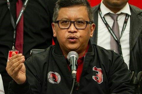 Hasto Kristiyanto Sekretaris Jenderal DPP PDIP (Instagram.com/mnctvnews)