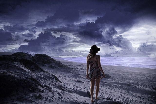 Ilustrasi Aku Menjadi Bintang di atas Gelombang (foto: pixabay.com)