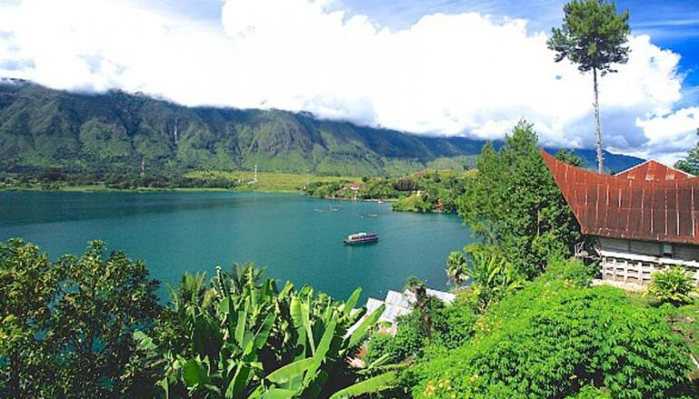 Danau Toba | Ilustrasi via indonesia.travel/kr/en/destinations/sumatra/medan