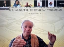 Hendra Pasuhuk (dok: Koteka)