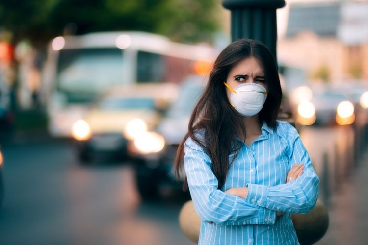 Ilustrasi polusi udara (sumber: nicoletaionescu via kompas.com)