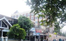 Soto Esto di balik hotel dan Rumdin Walikota Salatiga (dokpri)