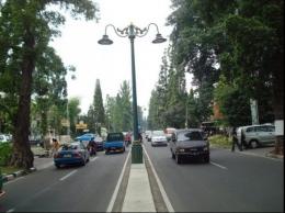 Jalan Dago, 22 Desember 2009