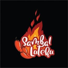 Gambar 4. Pembuatan Logo Sambal Home Made