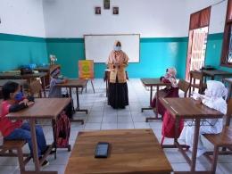 Pembelajaran Tatap Muka | Dokumentasi pribadi