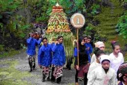 Ilustrasi Merti Desa, sumber foto : samigaluh.kulonprogokab.go.id