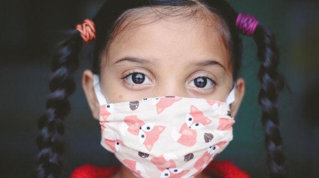 Ilustrasi Virus Corona bagi Anak-Anak (suara.com)