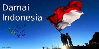 Indonesia Damai -oleh Fadjar, kompasiana.com