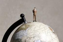 Ilustrasi global mindset.(Dok. Shutterstock)