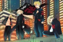 ( Source : Wallpaper Crave Tokyo Revengers )