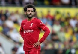 Mohamed Salah. (via reuters.com)