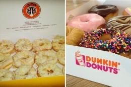J.Co Donuts dan Dunkin' Donuts (sumber burpple.com/growlermag.com)