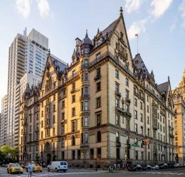 Apartemen Lennon berada di lantai 7 Apartemen Dakota-New York. Sumber: Ajay Suresh /the Dakota/ wikimedia