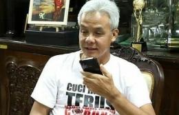Gubernur Jawa Tengah Ganjar Pranowo (Instagram.com/ganjarpranowo2024)
