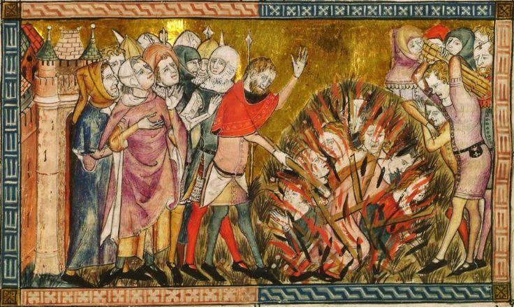 https://www.wikiwand.com/en/Medieval_antisemitism