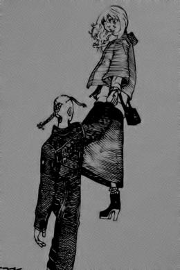 Draken dan Emma. Via: twitter.com/bcshenry