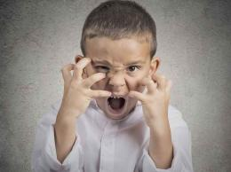Ilustrasi Anak yang sedang emosi, Sumber: www.alodokter.com