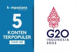 ilustrasi Logo Presidensi G20 Indonesia 2022. (Diolah kompasiana dari sumber: kemlu.go.id)