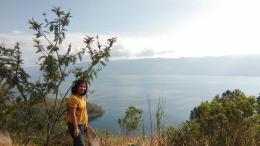 Memandang Danau Toba dari Sidamanik I Dokumentasi Pribadi