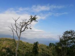 Pemandangan kota Ende dari View jalur jalan Rajawawo ke Maunggora | Dokumen pribadi oleh Ino