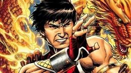 Shang-Chi versi komik. Sumber : Looper