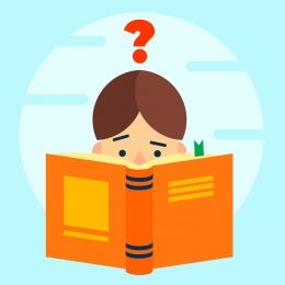 ilustrasi anak yang tidak menyukai pelajaran | Sumber: Pixabay