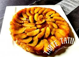 Tarte tatin, tart apel legendaris dari Prancis | foto: HennieTriana—