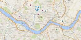 www.theplanetd.com||Kota Seoul, terbagi 2 antara Seoul kotatua dan Seoul modern, dengan Sungai Han yang membatasinya
