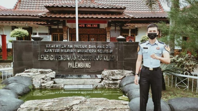 lembaga Pembinaan Khusus Anak Klas I Palembang/Dokpri
