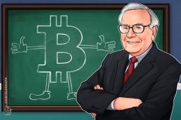 Warren Buffett   Sumber : cointelegraph.com