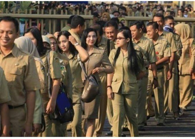 Ilustrasi PNS. Sumber: Jawa Pos