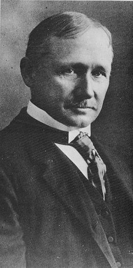 Fredick W. Taylor (Sumber: Wikipedia)